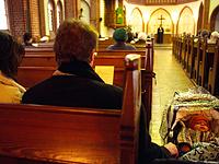 """Er gibt Zeit für den Gottesdienst, aber darüber hinaus dient der Sonntag der """"heilsamen Unterbrechung"""" des Alltags, wie Präses Nikolaus Schneider betont."""