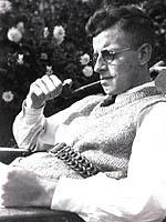 Nicht mehr länger ertragen, zu den Judenverfolgungen zu schweigen: Dies Foto Helmut Hesses stammt aus dem Jahr 1935.