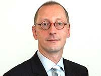 Zahlreiche Beiträge zu sozialpolitischen Themen: Pfarrer Uwe Becker.