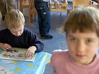 Eine von 867 Tageseinrichtungen für Kinder: Kindertagesstätte in Köln.