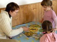 Kindertageseinrichtungen sind Bildungseinrichtungen: Evangelische Kita in Köln.