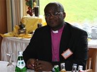 Bischof Jéred Kalimba aus Ruanda