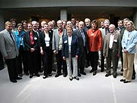 Vertreterinnen und Vertreter der Arbeitsfelder und die Mitarbeitenden der Abteilung 2.
