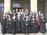 Pfarrerinnen und Pfarrern gleichgestellt: Weitere 31 Beauftragte wurden jetzt in Wuppertal ordiniert.