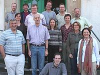 Kollegialer Austausch: die Konferenz der synodalen Jugendreferate.