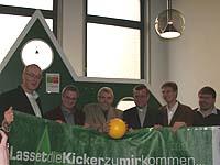 Zu Gast bei Freunden: Zum Kickoff-Bündnis haben sich verschiedene Kirchen-Vertreter zusammen gefunden.