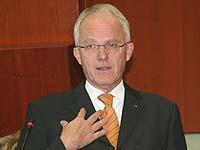NRW-Ministerpräsident Jürgen Rüttgers.
