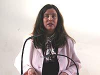 Emanzipatorischer Schritt: Dr. Christine Globig.