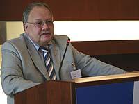Keine Alternative: Oberkirchenrat Jürgen Dembek.
