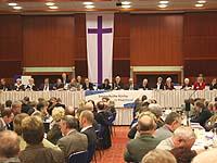Erste Plenarsitzung der Landessynode 2007.