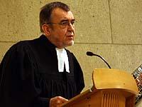 Für einen Mentalitätswandel: Oberkirchenrat Harald Bewersdorff predigte im Eröffnungsgottesdienst zur Landessynode 2007.