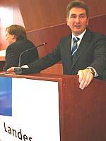 Prof. Dr. Andreas Pinkwart, der stellvertretende NRW-Ministerpräsident.