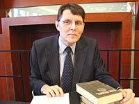 Prof. Dr. Michael Meyer-Blanck.