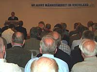 Beachtliche Chancen: Landesobmann Friedrich John begrüßt zum Fest.