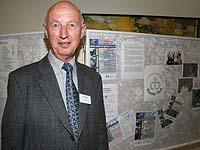 Presbyter und Mitglied eines Männerkreises in Lintfort am Niederrhein: Horst Keye.