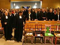 Eröffnungsgottesdienst der 58. Landessynode der Evangelischen Kirche im Rheinland