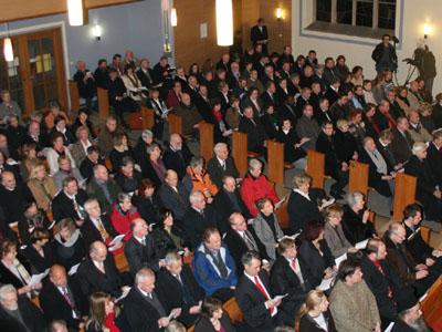 Eröffnungsgottesdienst der Landessynode 2008