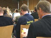 Sechs Fachvorträge und sechzig Workshops umfasst das Programm des Bundeskongresses.
