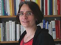 Beten als Auszeit, die schon in das andere Reich gehört: Dr. Ilka Werner.