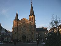 Der Eröffnungsgottesdienst der Landessynode 2009 wurde in der Martin-Luther-Kirche in Bad Neuenahr gefeiert.