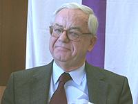 Wiedergewählt: Vizepräsident Christian Drägert