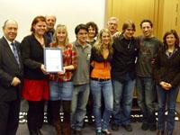 Ehrenamtspreis 2009: Jugendtelefon Mönchengladbach-Rheydt-Viersen.