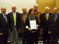Ehrenamtspreis 2009: Ökumenische Arbeitsloseninitiative Vallendar.