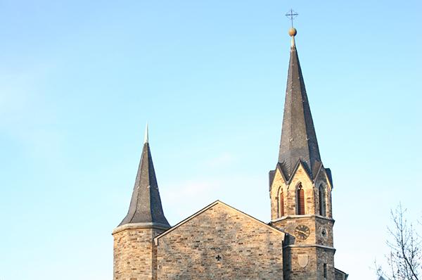 Martin-Luther-Kirche in Bad Neuenahr