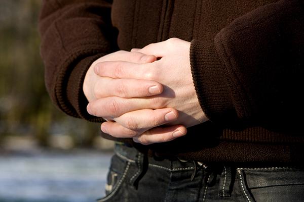 Beim Beten die innersten Sorgen und Ängste aussprechen kann eine befreiende Wirkung haben.