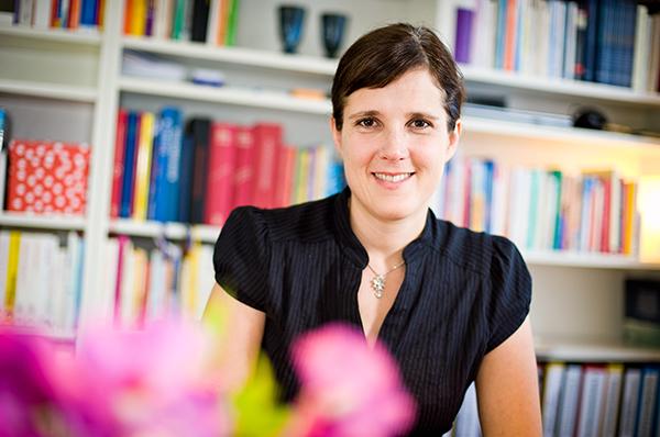 Christiane Birgden ist Gemeindepfarrerin in Hürth.
