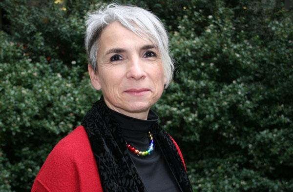Claudia Paul, Beauftragte für den Umgang mit Verletzung der sexuellen Selbstbestimmung.
