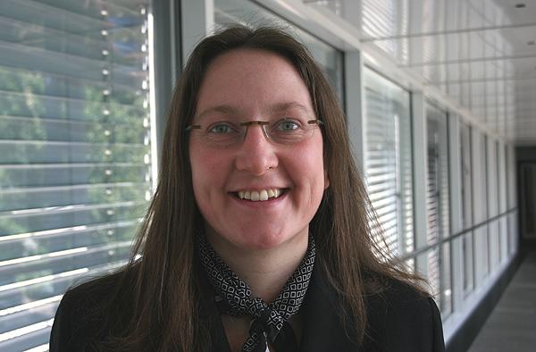 Nicola Doll ist örtliche Datenschutzbeauftragte.