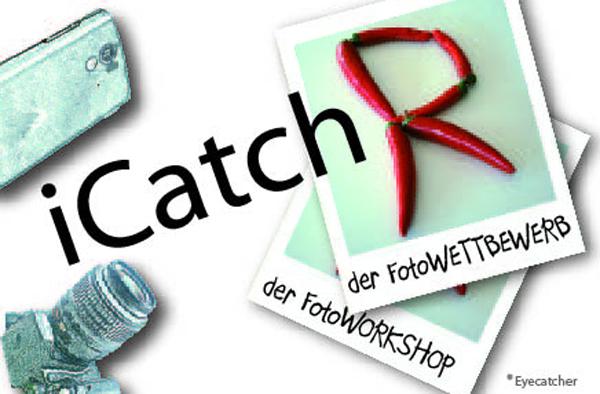 iCatchR heißt der Fotowettbewerb für Jugendliche.