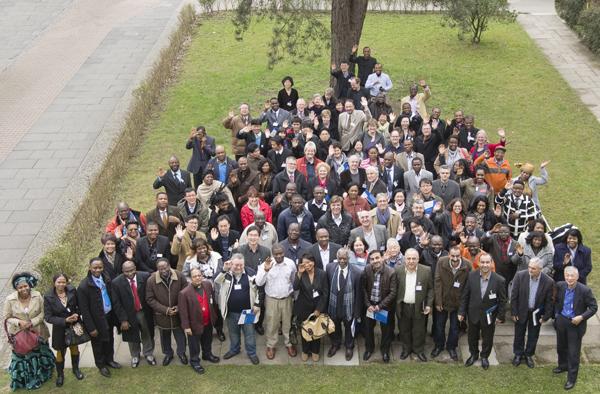 Die Gemeinden anderer Sprache und Herkunft arbeiten im Internationalen Kirchenkonvent zusammen.