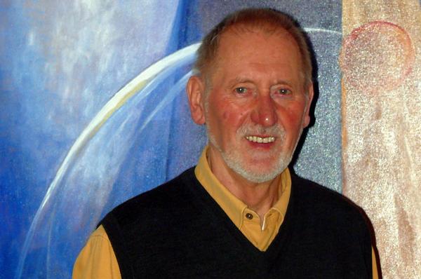 Geboren am 24. Dezember 1938: Christian Rahn.