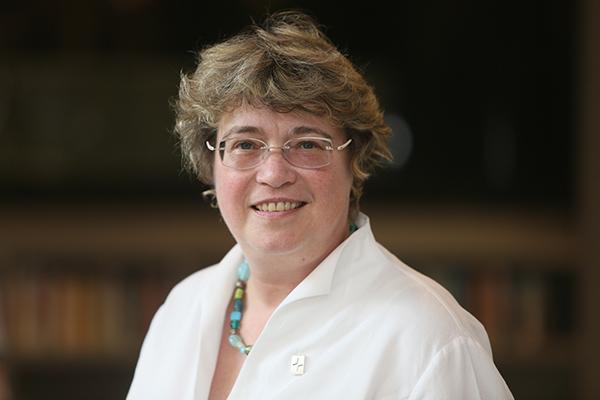 Oberkirchenrätin Barbara Rudolph