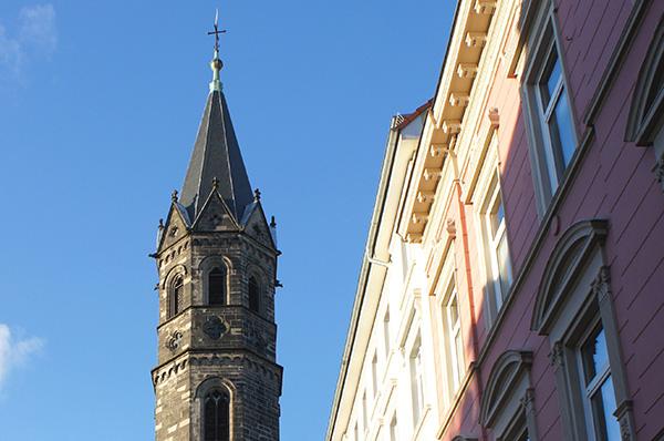 Neue Kirche in Wuppertal-Elberfeld.