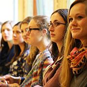 Vorbereitungsseminar für den Auslandsfreiwilligendienst.