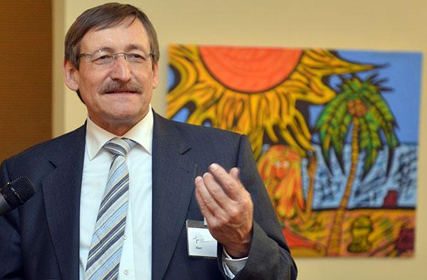 Wünschenswerte Inklusion: Oberkirchenrat Klaus Eberl. (ekir.de-Archivfoto)