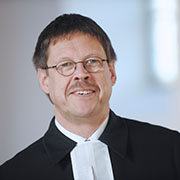 Vizepräses Christoph Pistorius