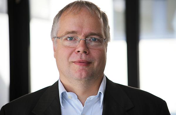 Ralf Peter Reimann, Internetbeauftragter der Evangelischen Kirche im Rheinland.