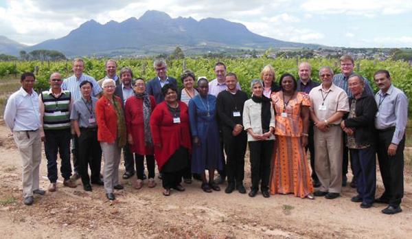 Mit Teilnehmenden aus mehreren Kontinenten: die VEM-Konferenz zum Thema Inklusion in Südafrika.