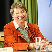 Auch ein Beitrag zum Abbau von Vorurteilen: Schulleiterin Angelika Büscher.