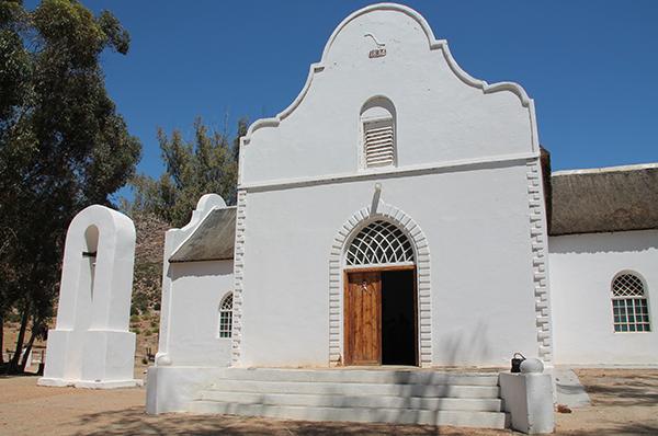 Die Kirche in Wupperthal gehörte einst der ältesten Missionsstation der heutigen VEM.