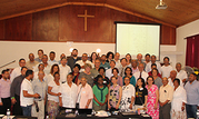 Die rheinische Konferenz in Elsiesrivier in Kapstadt thematisierte die teils tragische Geschichte der Rheinischen Kirche in Südafrika.