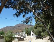 Im 19. Jahrhundert kamen rheinische Missionare hierher: Ceder-Berge in Südafrika.