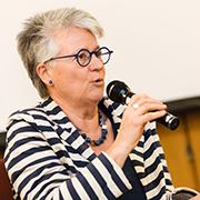 Helga Blümel ist die Geschäftsführerin des Diakonischen Werkes des Evangelischen Kirchenverbandes Köln und Region.