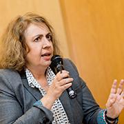 Ekaterina Degot, Künstlerische Leiterin der Kölner Akademie der Künste der Welt