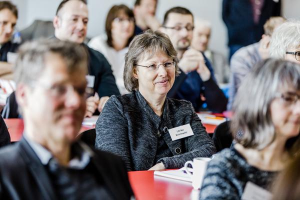 Gut besucht: die Tagung 'Mehr digitale Souveränität gewinnen' im MediaPark in Köln.