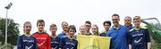 Das komplette Team und die Begleitung aus Ronsdorf.